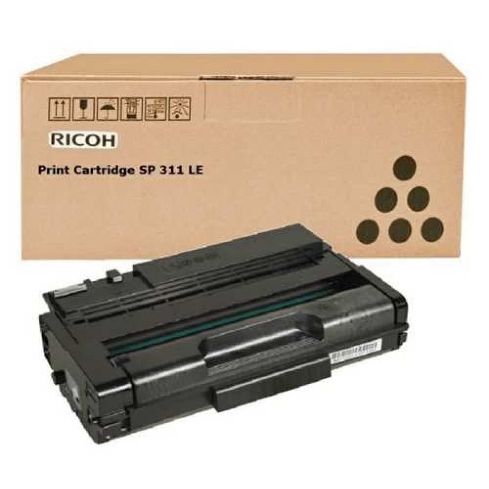 Заправка картриджа Ricoh SP311H для принтера Ricoh SP 310 / 311 type
