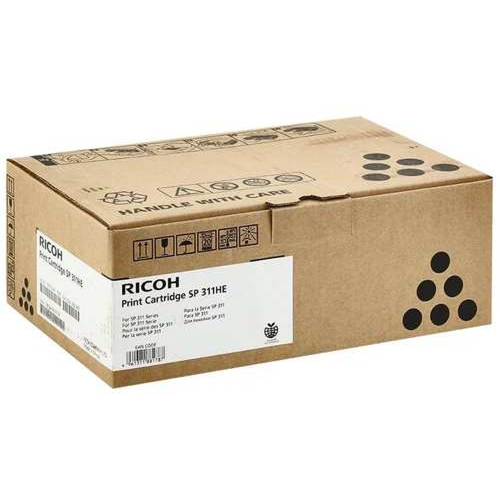 Заправка картриджа RICOH SP311HE для принтера RICOH SP 311 type