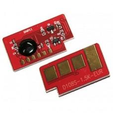Чип для картриджа Samsung MLT-D108S