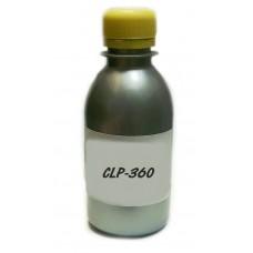 Желтый тонер Silver АТМ для Samsung CLP 360/365 (40 грамм, Chemical)