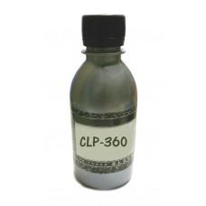 Чёрный тонер Silver АТМ для Samsung CLP 360/365 (40 грамм, Chemical)