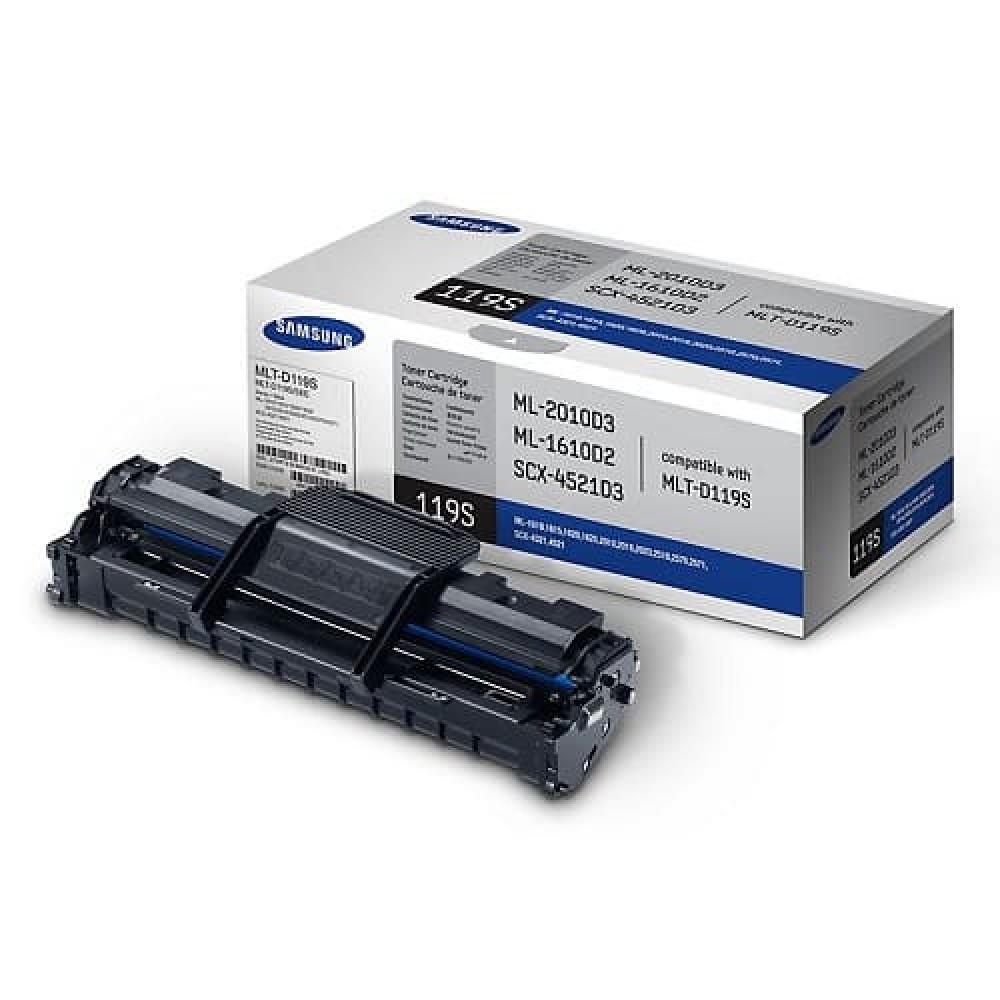 Заправка картриджа SAMSUNG MLT-D119S для принтеров SAMSUNG ML-1615 / ML-2015 / SCX-4521