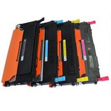 Заправка картриджа Samsung CLT-407 для принтеров Samsung CLP-320 / 325 / CLX-3180 / 3185