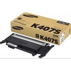 Заправка картриджа Samsung CLT-K407S для принтера SAMSUNG CLP-320 / CLX-3185