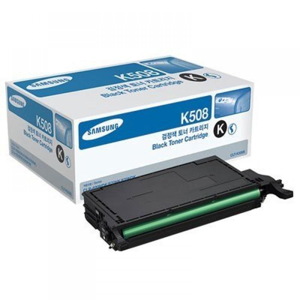 Заправка картриджа Samsung CLT-K508S/SEE (черный) для принтеров Samsung CLP 620ND
