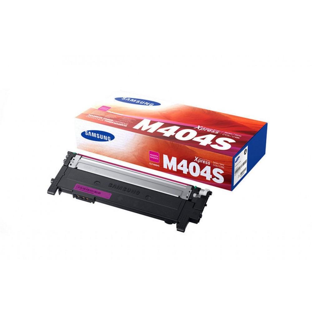 Заправка картриджа Samsung CLT-M404S для принтера Samsung Xpress C430 / SL-C480W / C480