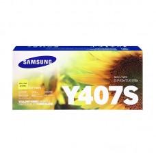 Заправка картриджа Samsung CLT-Y407S для принтера SAMSUNG CLP-320 / CLX-3185
