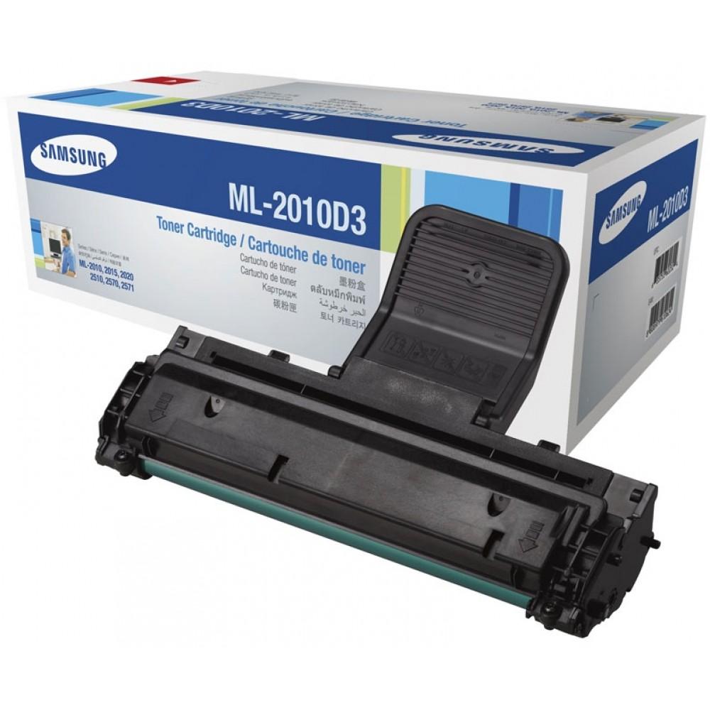 Заправка картриджа Samsung ML-2010D3 для принтеров Samsung ML-2015 / 2510 / 2570 / 2571