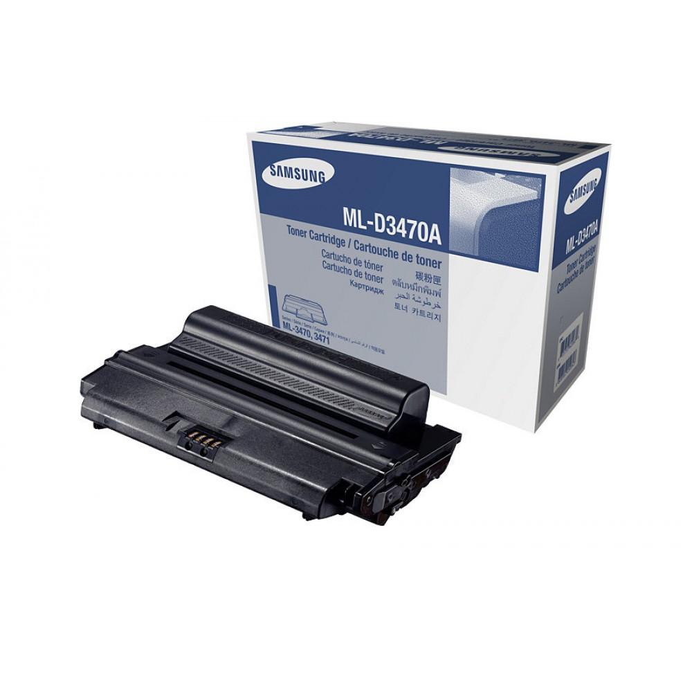 Заправка картриджа Samsung ML-D3470A для принтеров Samsung ML-3470 / 3471