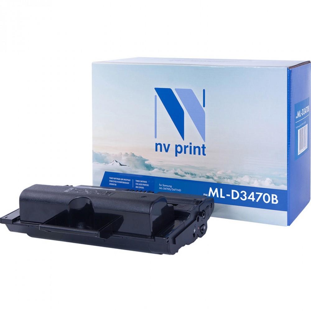 Заправка картриджа Samsung ML-D3470В для принтеров Samsung ML-3470 / 3471