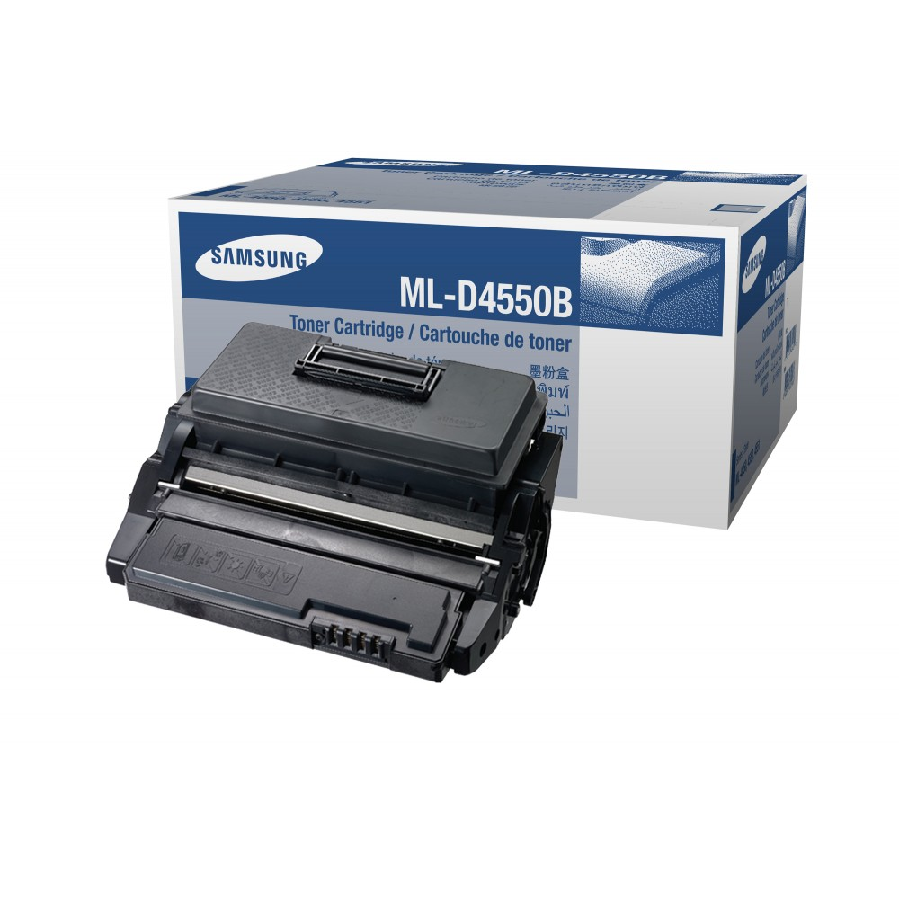 Заправка картриджа Samsung ML-D4550A для принтеров Samsung ML-4050 / 4500 / 4550 / 4551