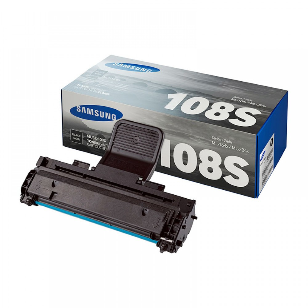 Заправка картриджа Samsung MLT-D108S для принтеров Samsung ML-1640/1641, ML-2240