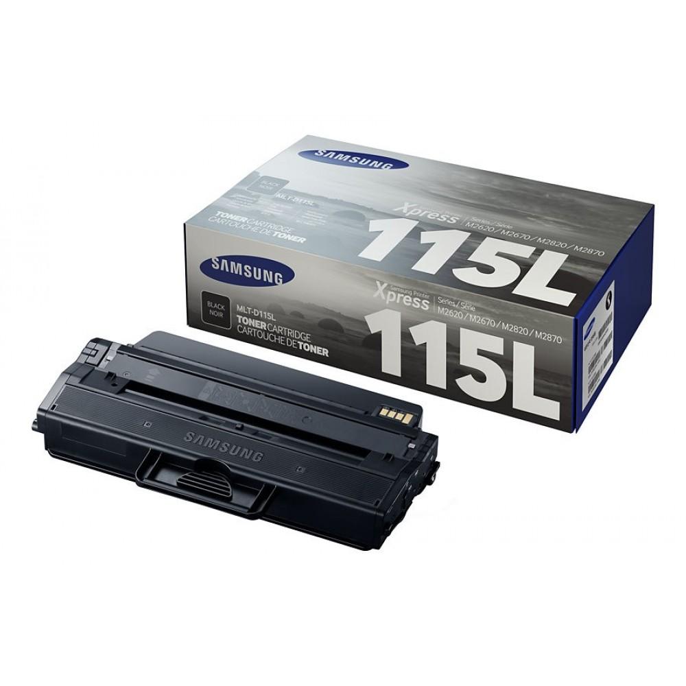 Заправка картриджа Samsung MLT-D115L для принтера Samsung SL-M2620 / SL-2820 / SL-2870