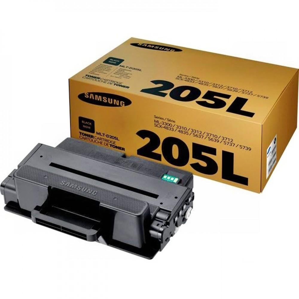 Заправка картриджа Samsung MLT-D205L для принтера Samsung SCX-4833 / 5637