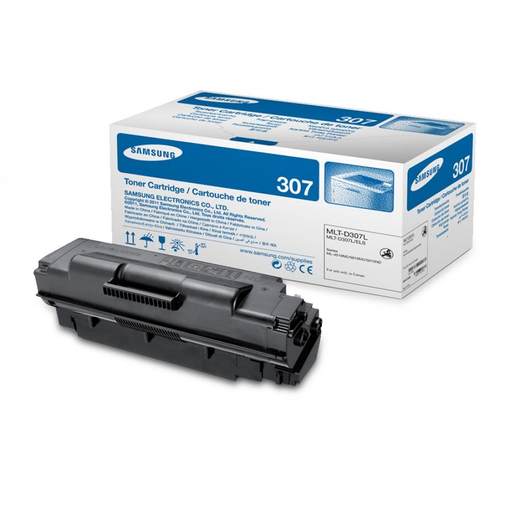 Заправка картриджа Samsung MLT-D307S для принтера Samsung ML-4510 / 5010 / 5015