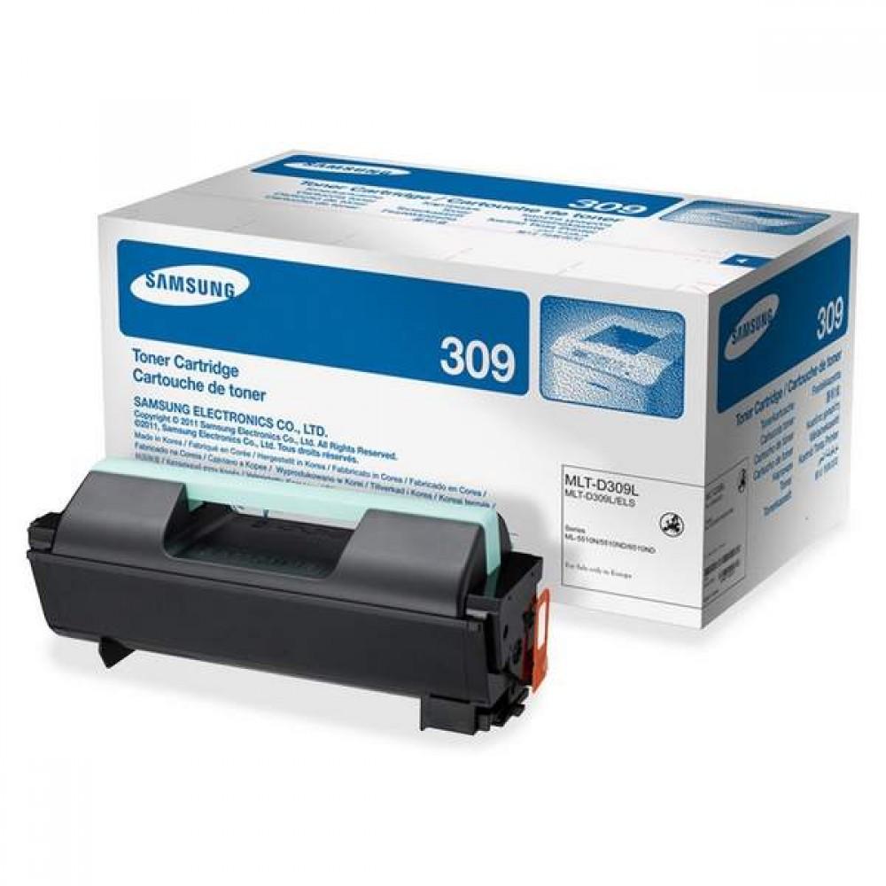 Заправка картриджа Samsung MLT-D309S для принтера Samsung ML-5510 / 6510