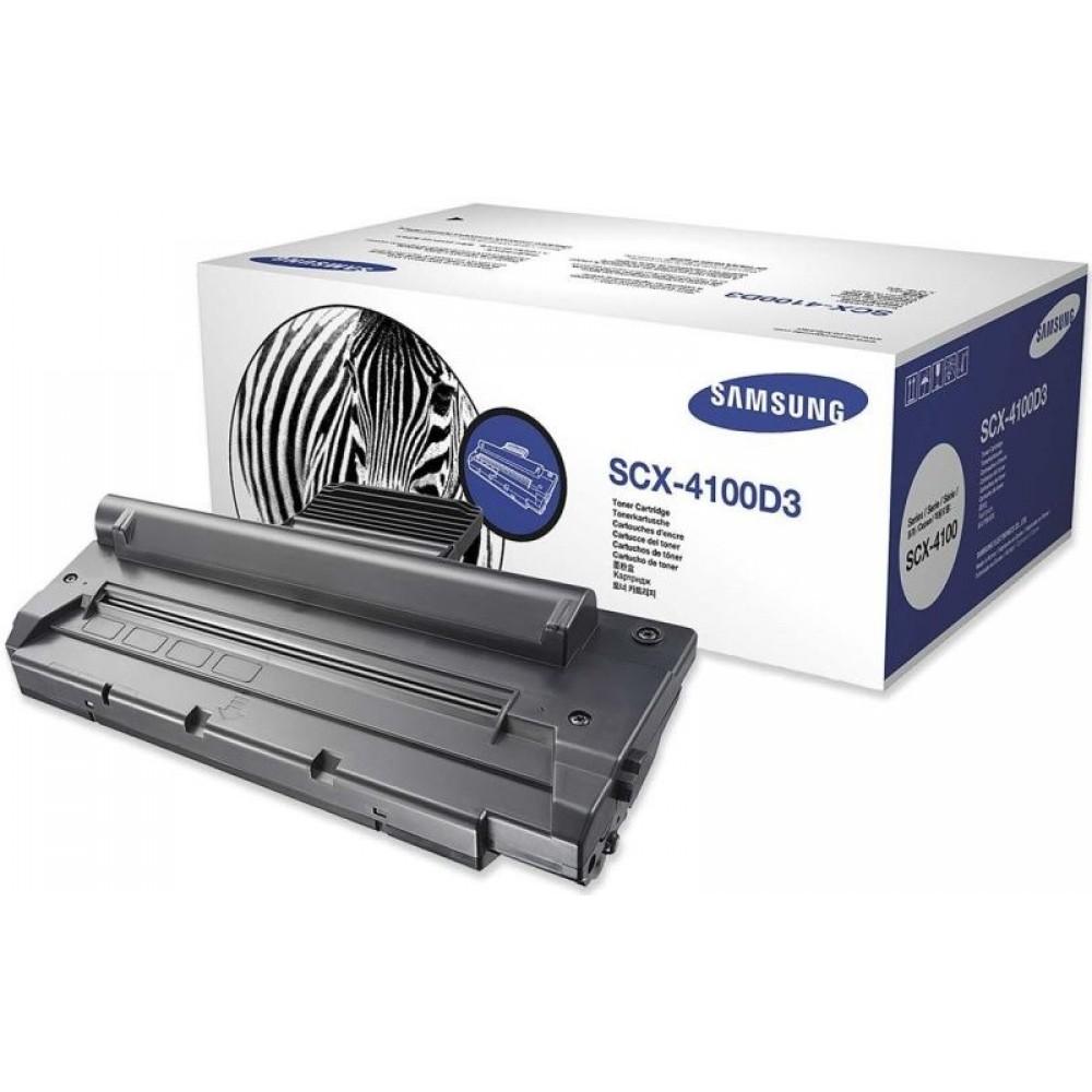 Заправка картриджа Samsung SCX-4100D3 для принтера Samsung SCX-4100