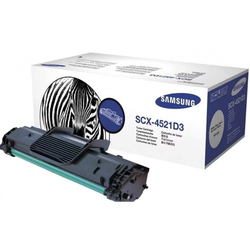 Заправка картриджа Samsung SCX-4521D3 для принтеров Samsung SCX-4321 / 4521