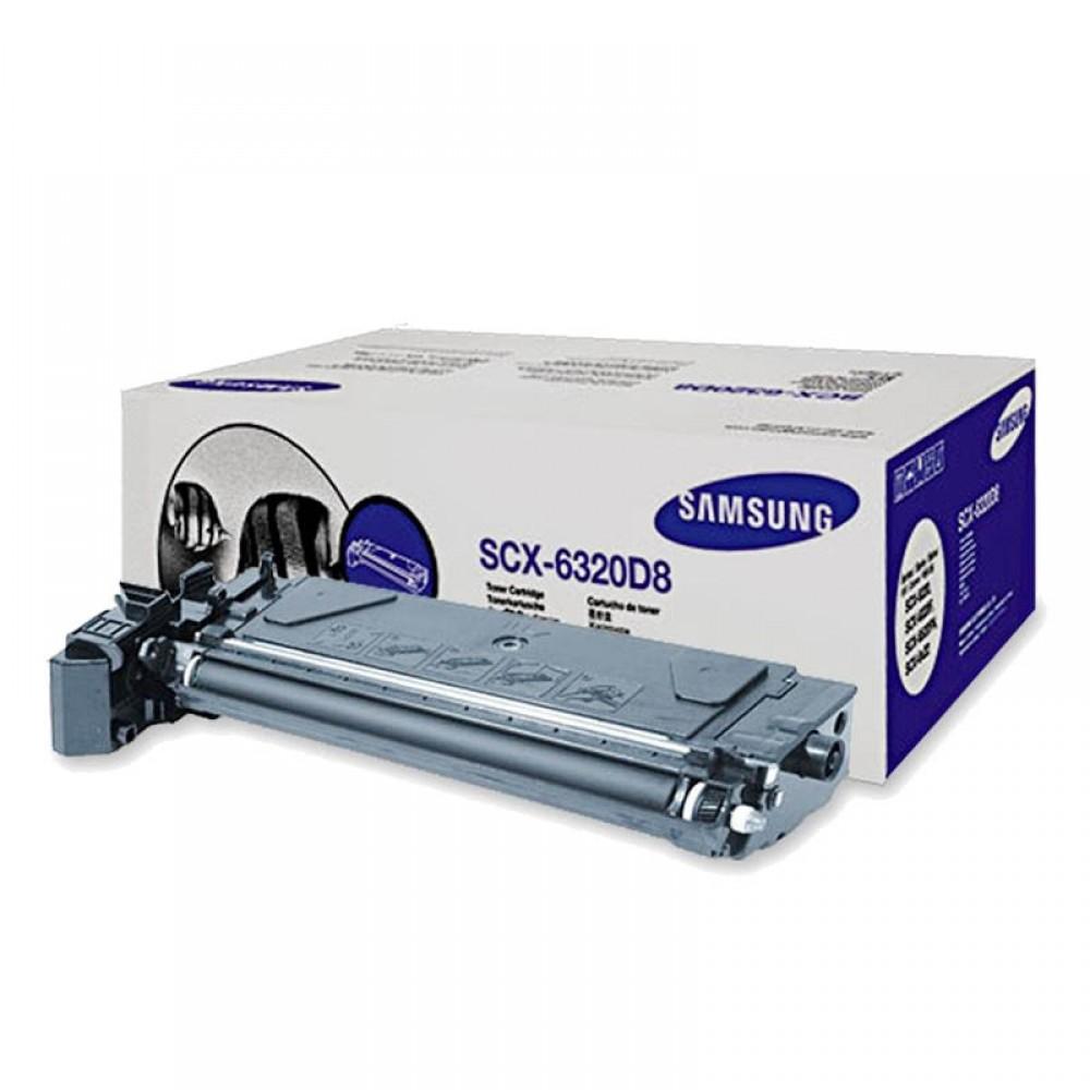 Заправка картриджа Samsung SCX-6320D8 для принтеров Samsung SCX-6122 / 6220 / 6320 / 6322