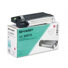 Заправка картриджа Sharp AL-100TD для принтера SHARP AL 1000, SHARP AL 1200