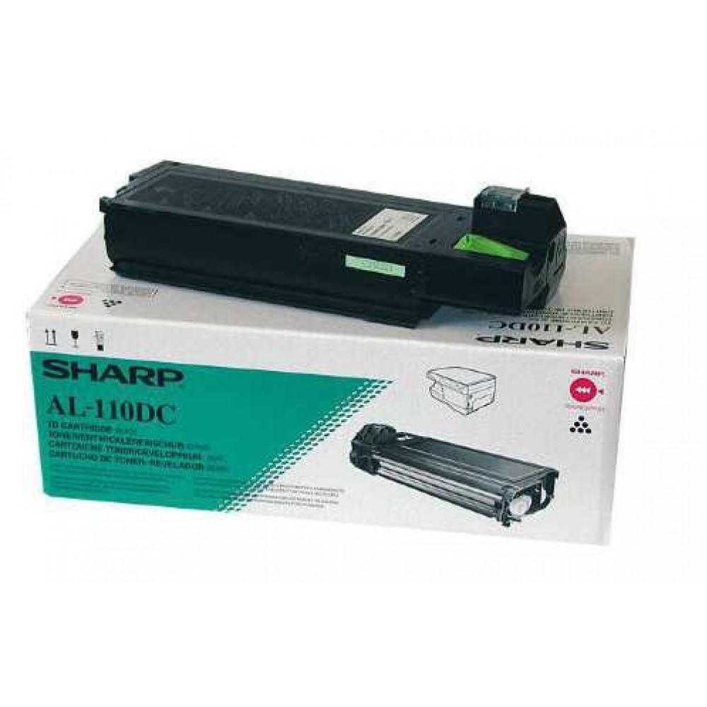 Заправка картриджа Sharp AL-110DC для принтера SHARP AL 1217, AL 1555