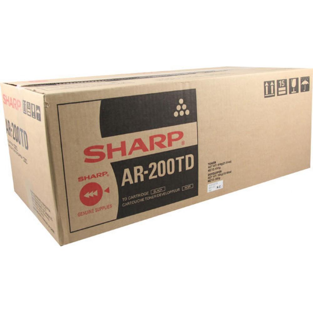 Заправка картриджа Sharp AR-200T для принтера SHARP AR 161, AR 200