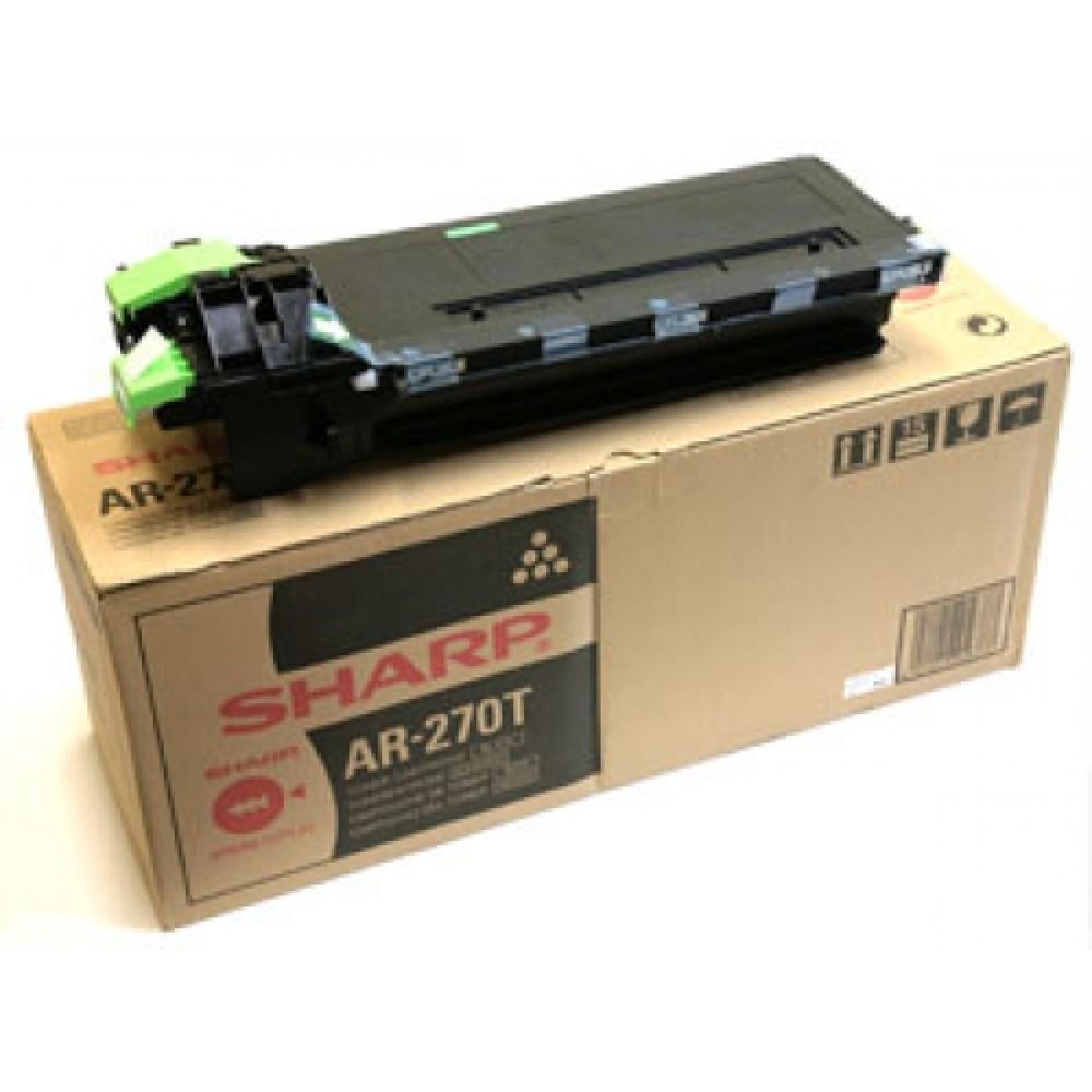 Заправка картриджа Sharp AR-270T для принтера SHARP AR 235, AR 275, AR-M 236, AR-M 276
