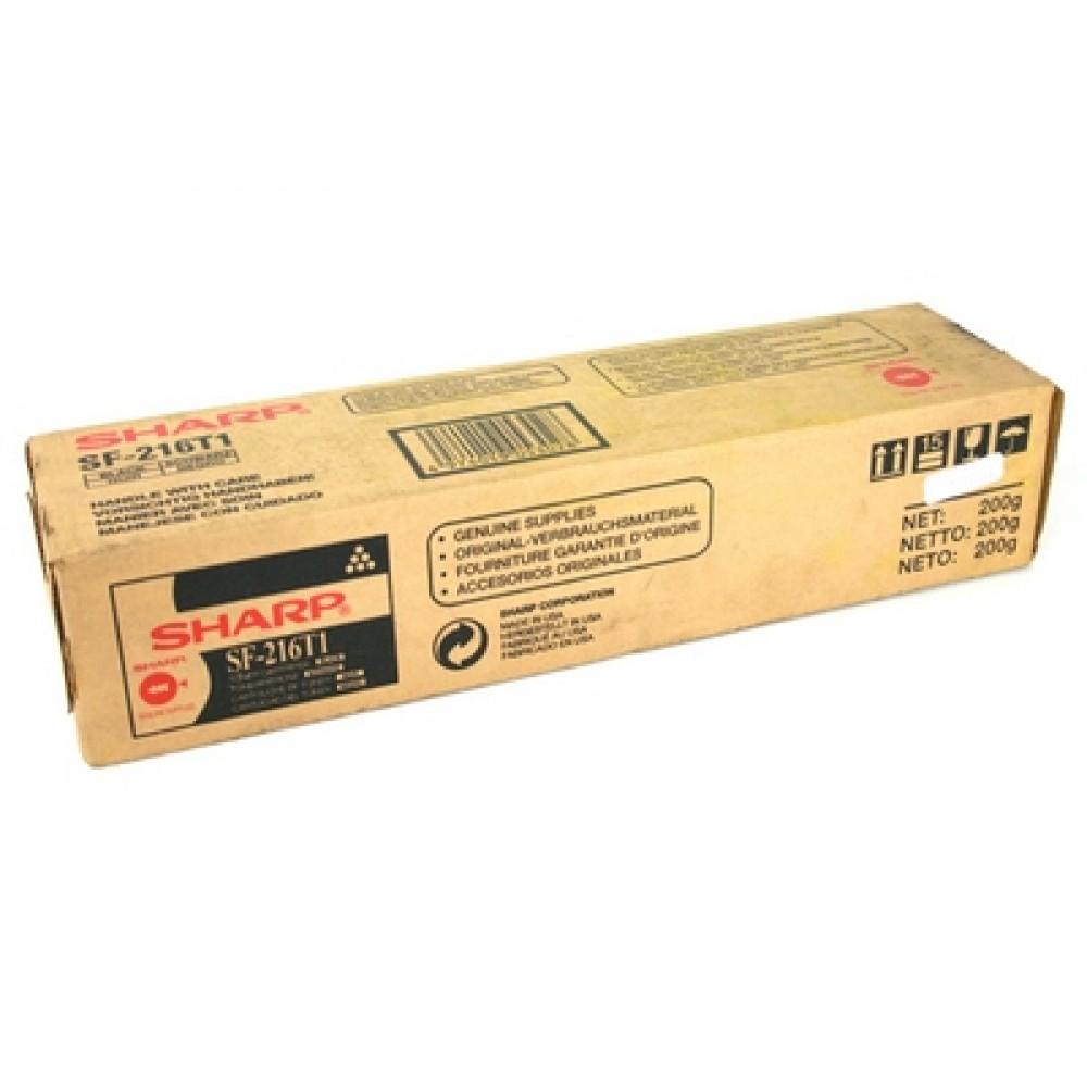 Заправка картриджа Sharp SF 216T1 для аппаратов Sharp SF 2116, SF 2020, SF 2118, SF 2120