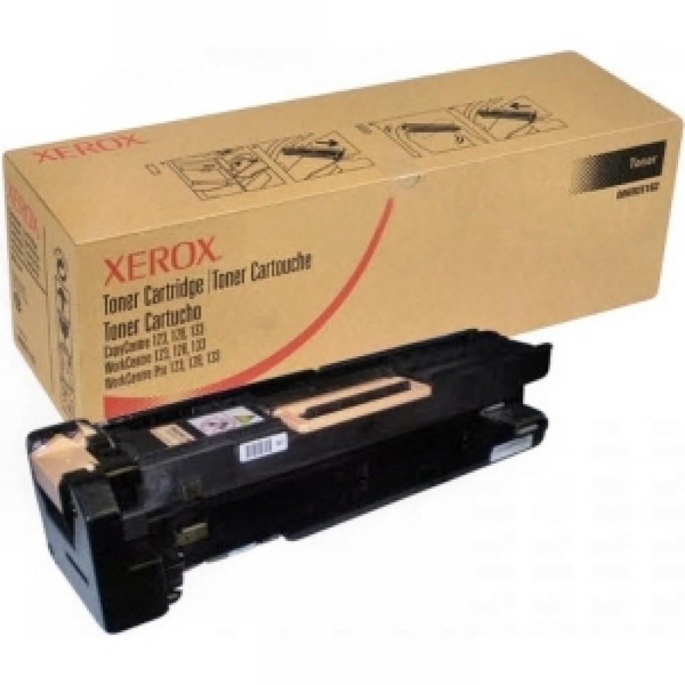 Заправка картриджа Xerox 006R01182 для принтеров Xerox WC 123 / 128 / 133