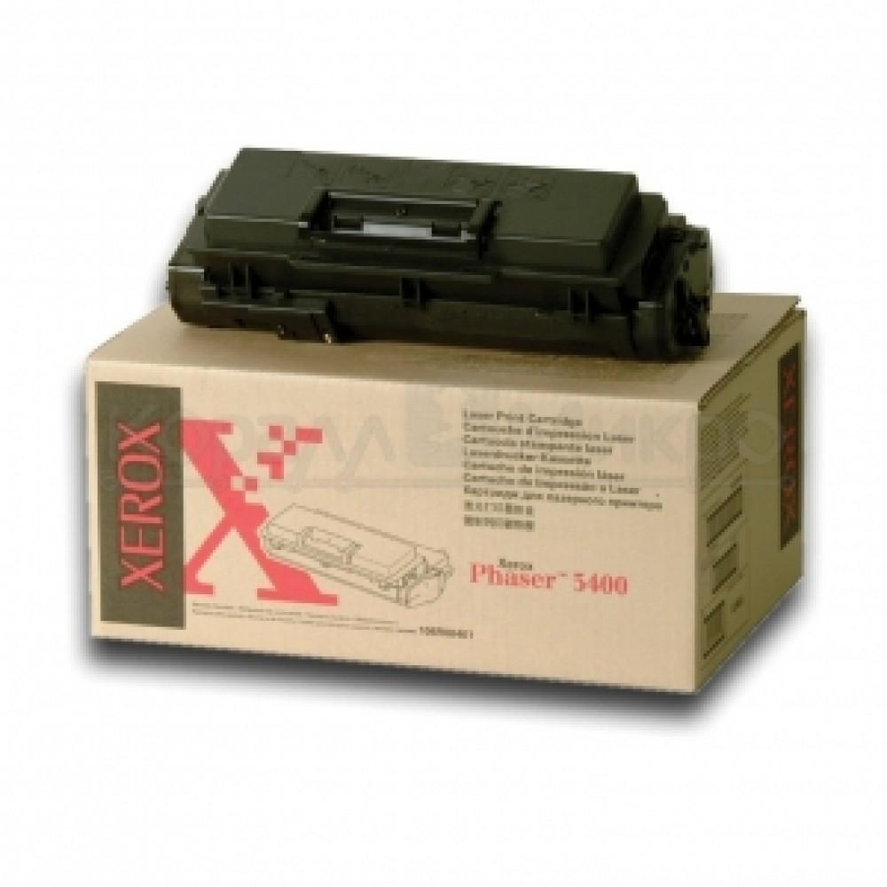 Заправка картриджа Xerox 106R00461 для принтера Xerox Phaser 3400 / 3400B / 3400N