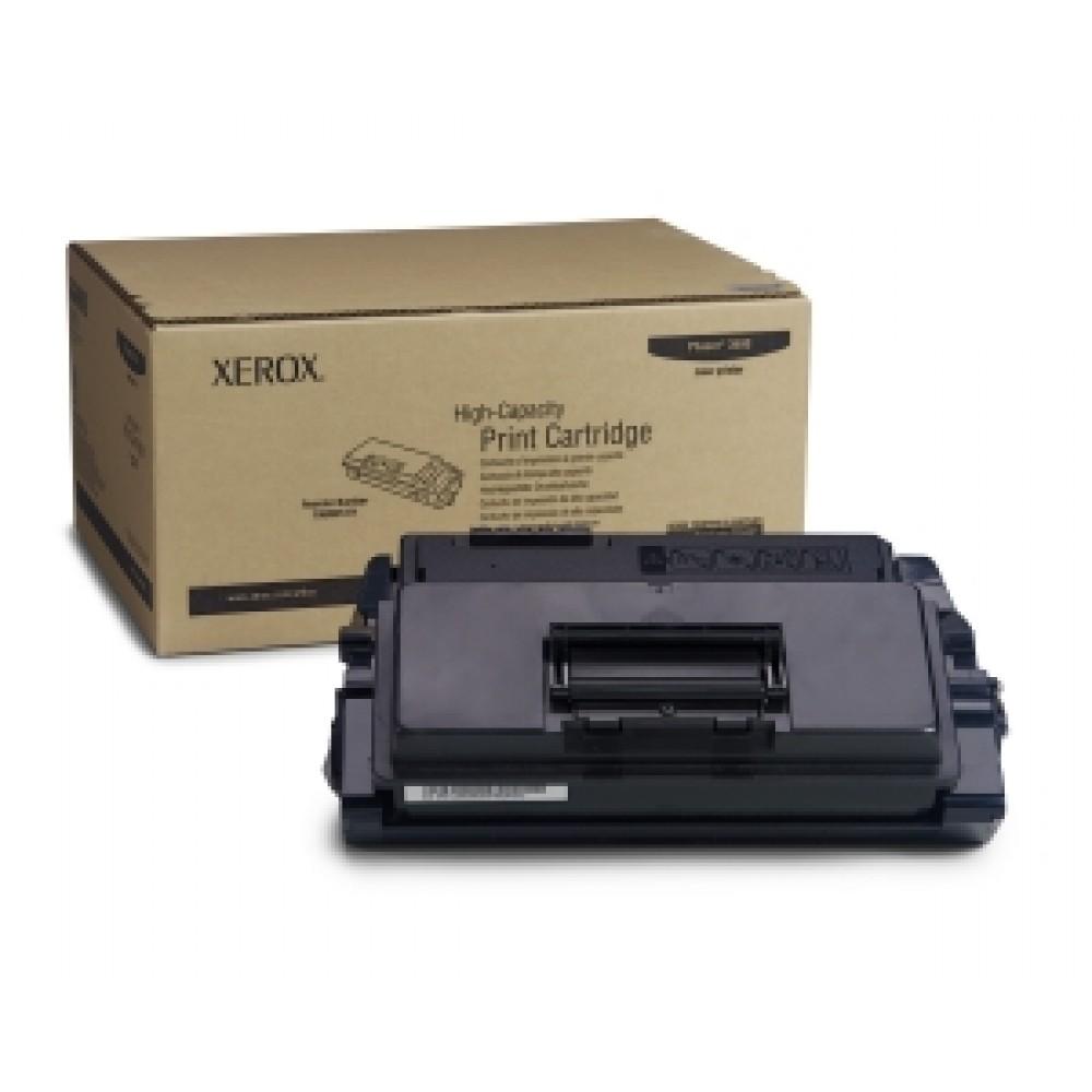 Заправка картриджа Xerox 106R01371 для принтера Xerox Phaser 3600B, Xerox Phaser 3600DN, Xerox Phaser 3600N