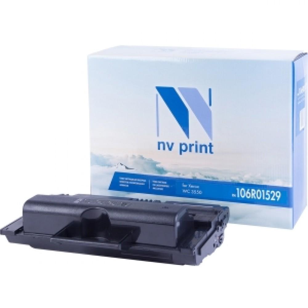 Заправка картриджа Xerox 106R01529 для принтера Xerox 3550