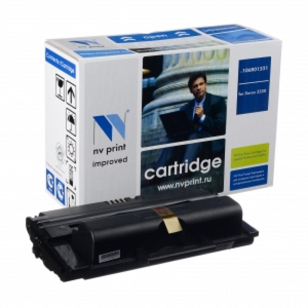 Заправка картриджа Xerox 106R01531 для принтера Xerox 3550