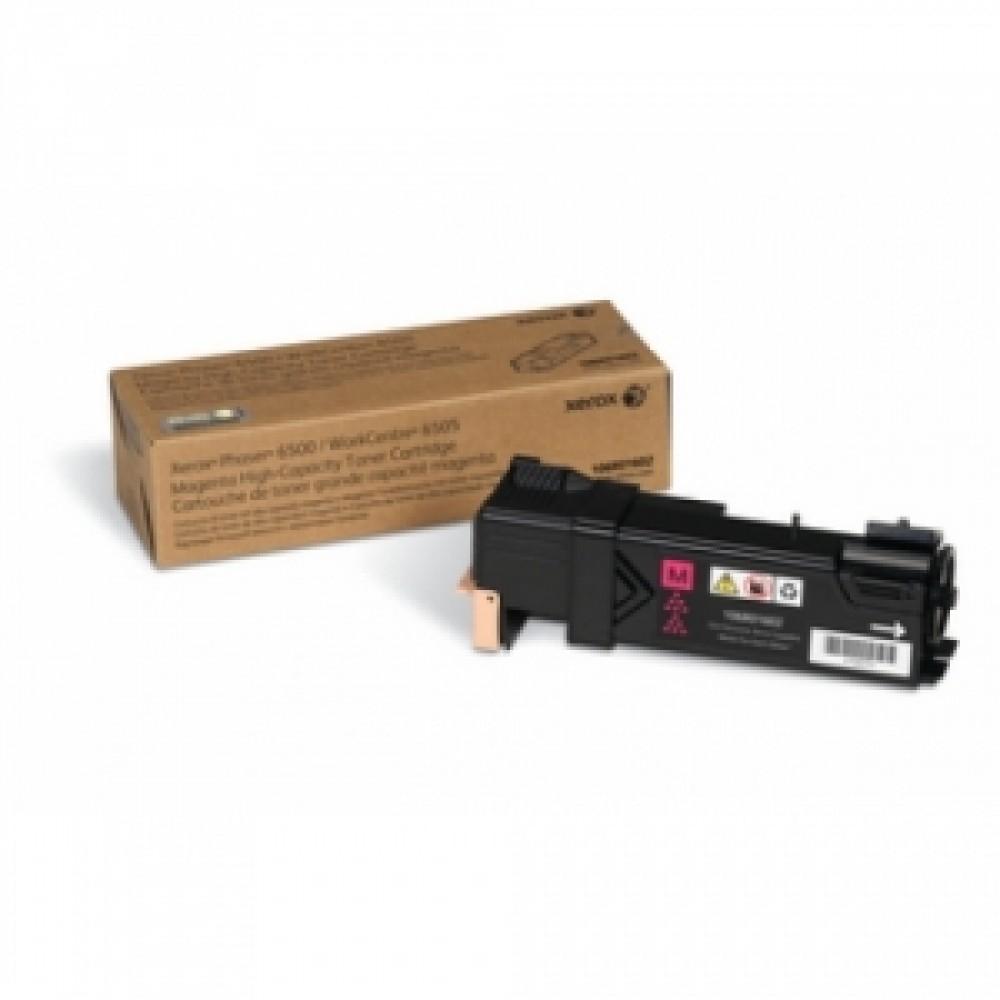 Заправка картриджа Xerox 106R01600 для принтеров Xerox P6500 / WC6505