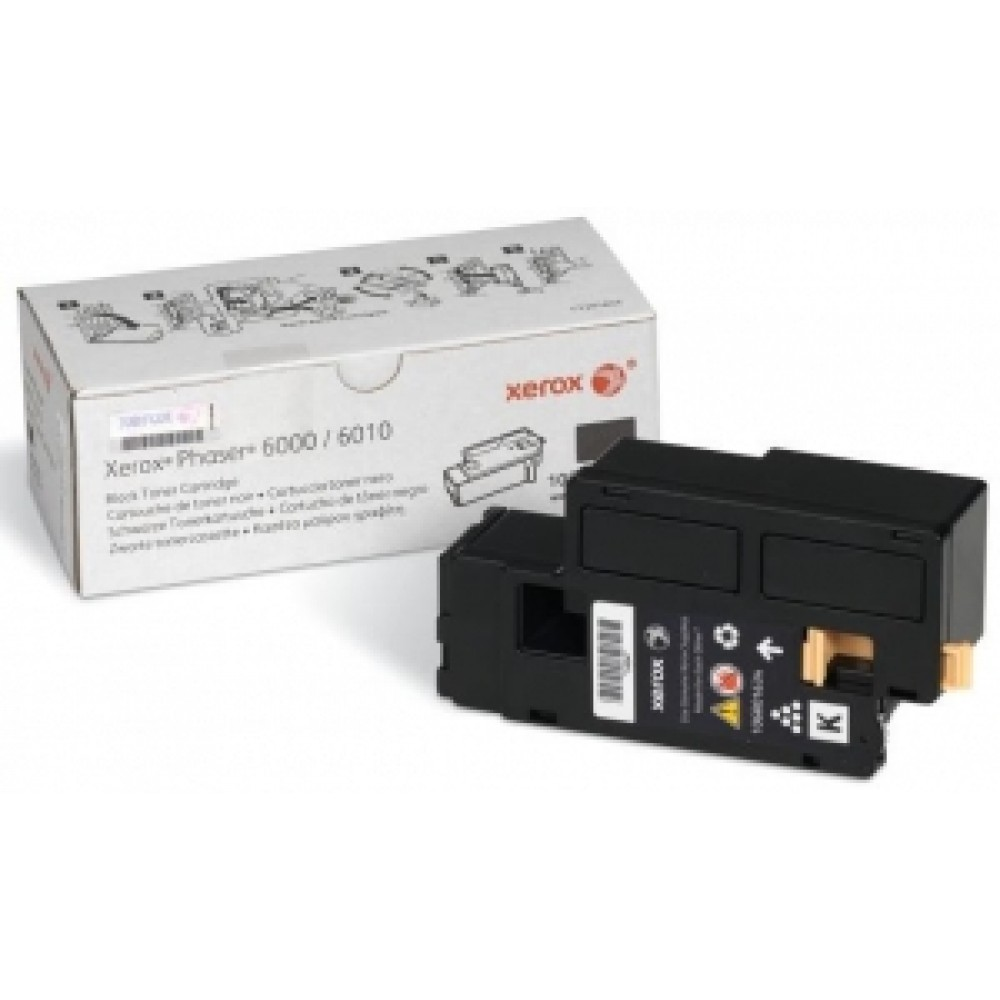 Заправка картриджа Xerox 106R01634 для принтеров Xerox WorkCentre 6015 / 6015B / 6015N / 6015NI