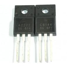 Транзисторная пара C6144 A2222
