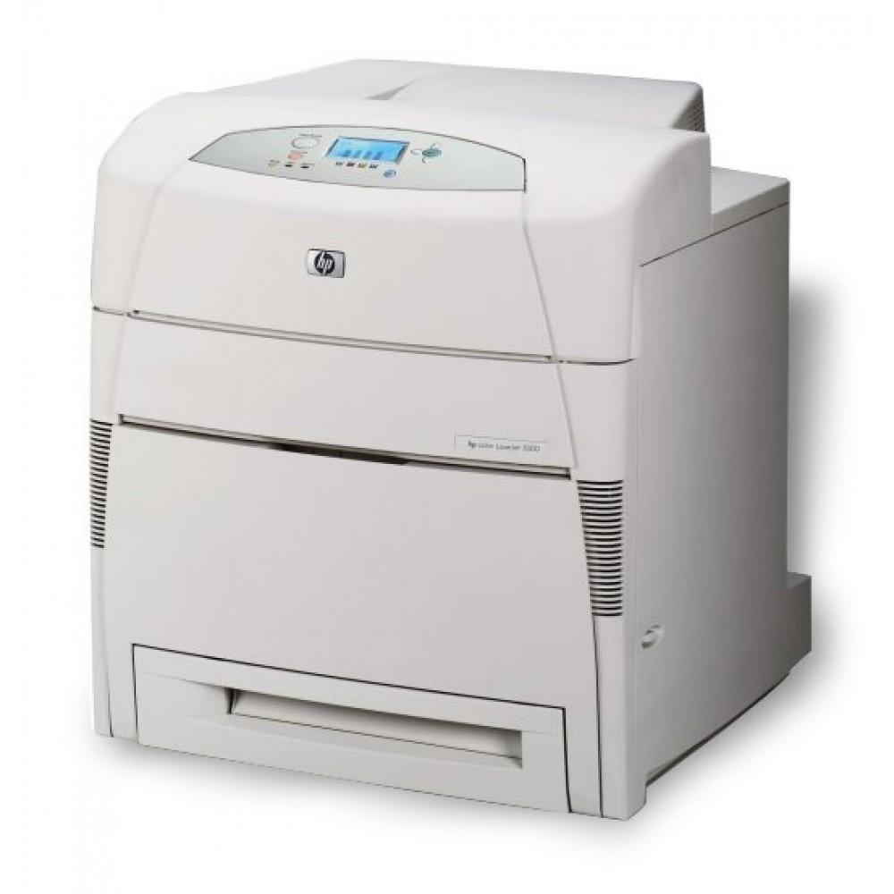 Ремонт принтеров HP Color LaserJet 5550N