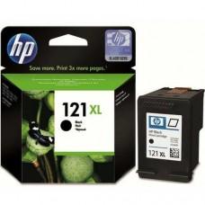 Струйный картридж HP 121XL (черный, оригинальный)