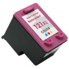 Струйный картридж HP 121XL (цветной)