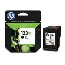 Струйный картридж HP 123XL (черный)