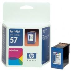 Струйный картридж HP 57 (цветной)