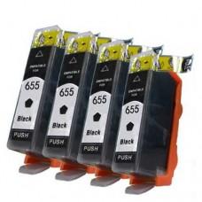 Струйный картридж HP 655 (черный)