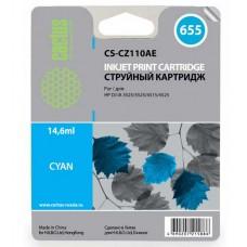 Струйный картридж HP 655 (синий)
